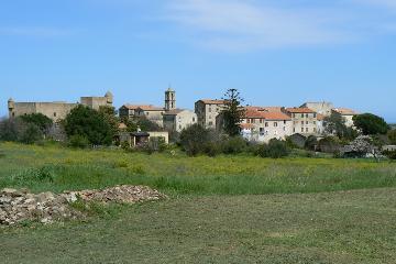 Aléria villas